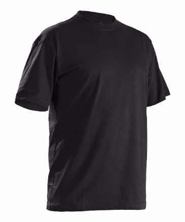 Blaklader 3325 T-Shirt 5 Pack (Black)